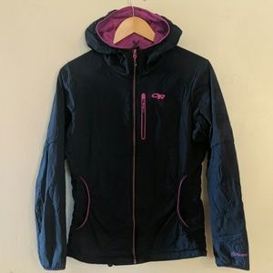 Outdoor Research Zip-Front Hoodie